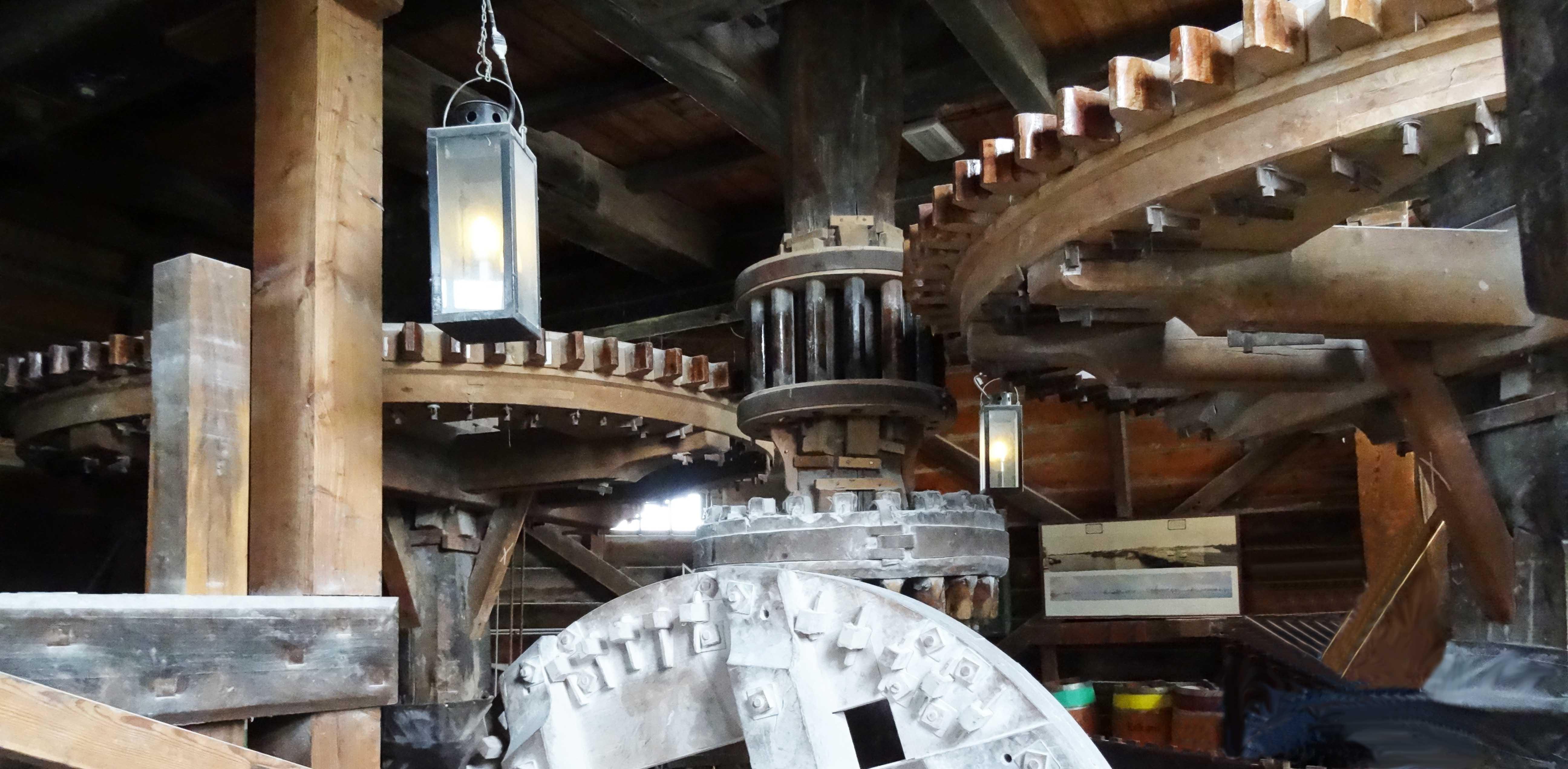 Moulin a huile